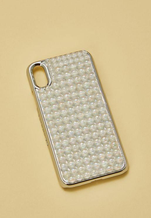Disco Beads  iPhone X Case