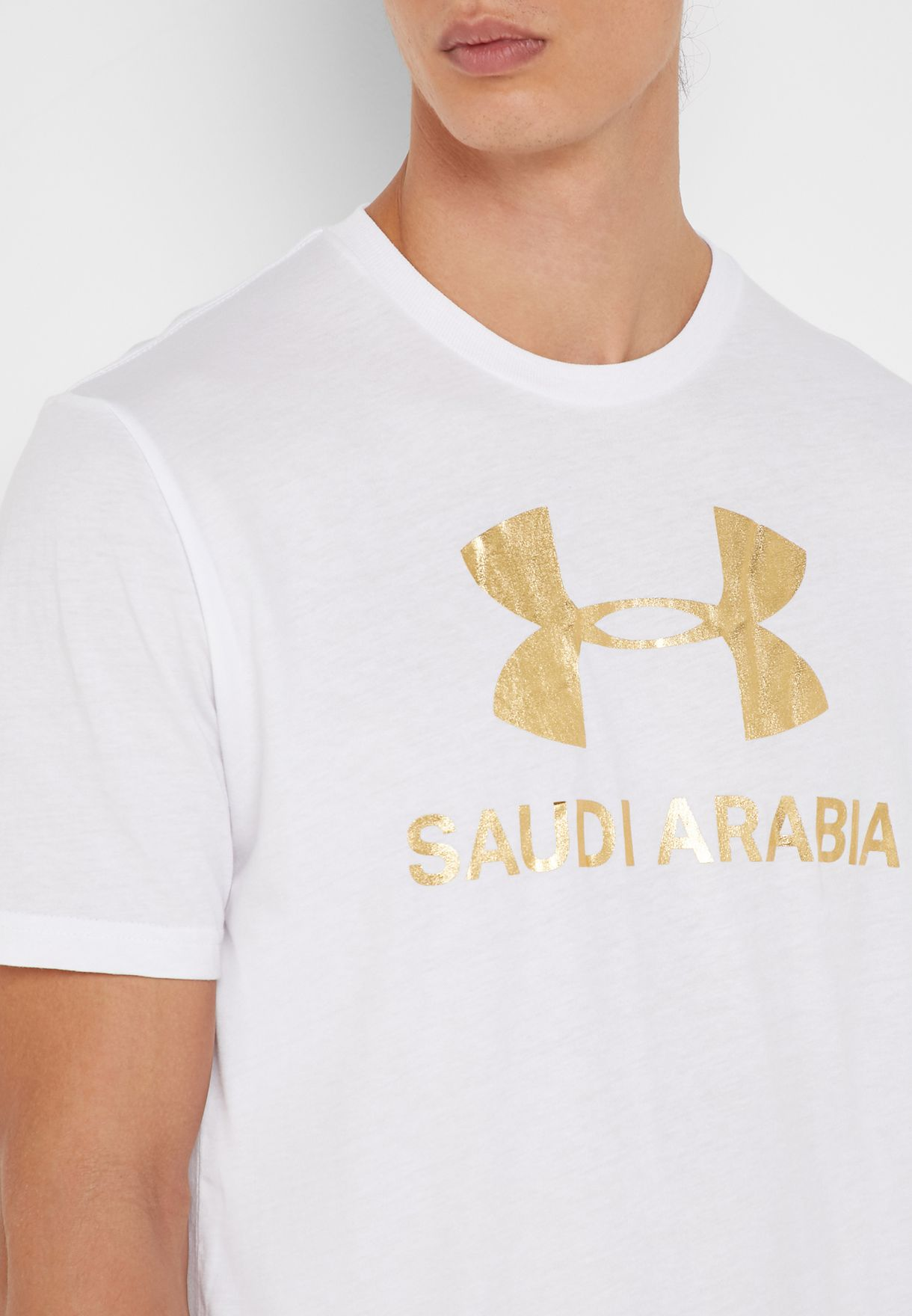 Saudi Arabia Graphic T-Shirt