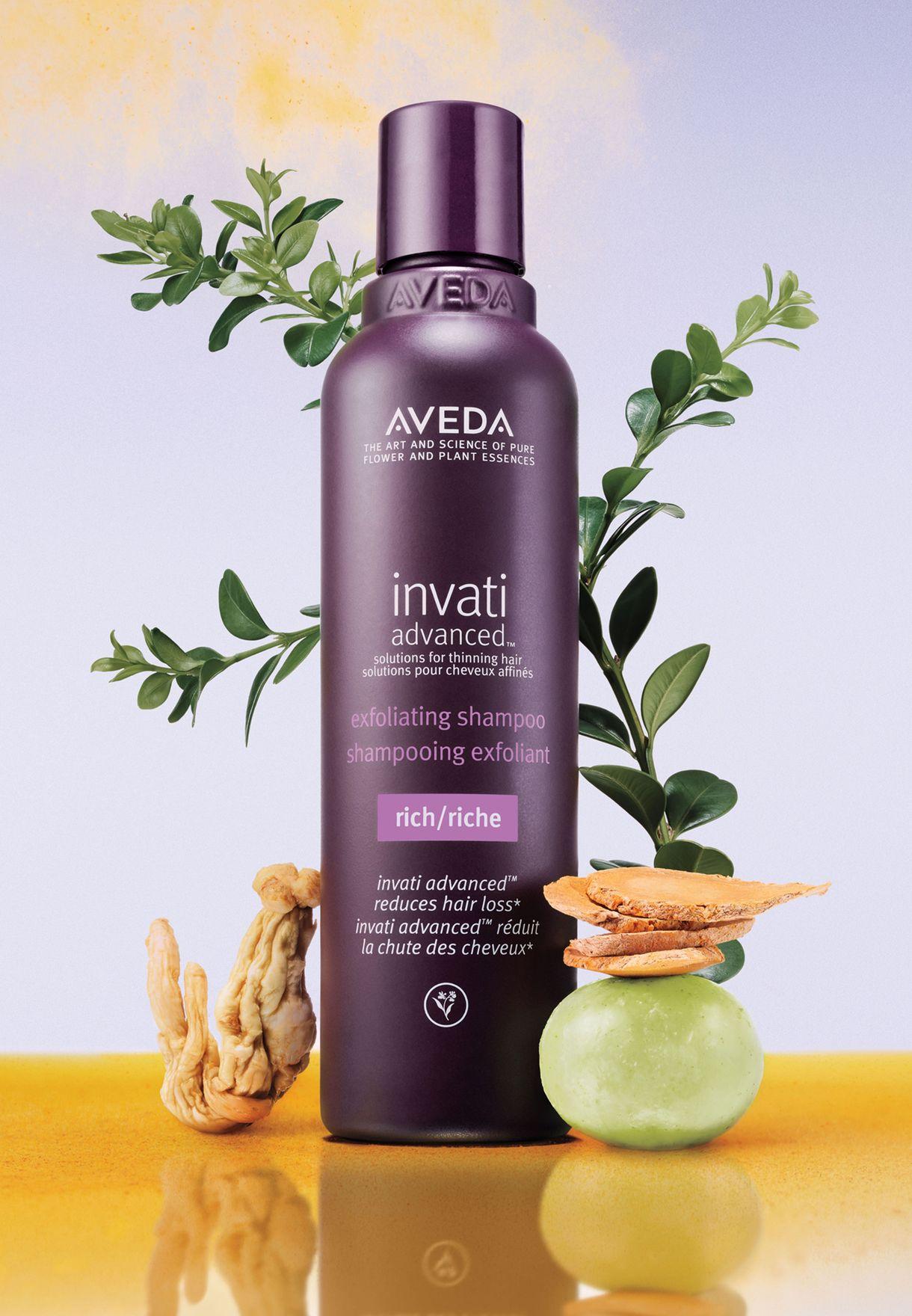 Invati Exfoliating Rich Shampoo 200ML