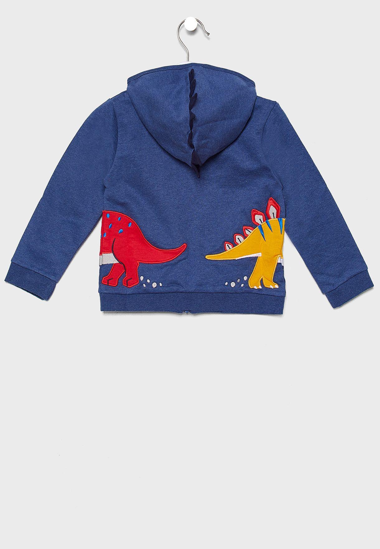 Kids Dinosaurs Hoodie