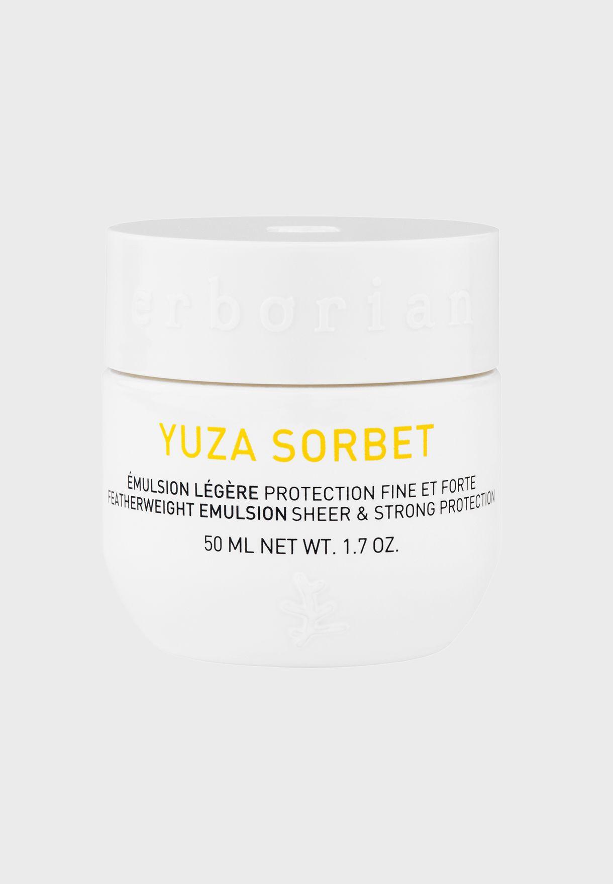 Yuza Sorbet Day Cream 50Ml