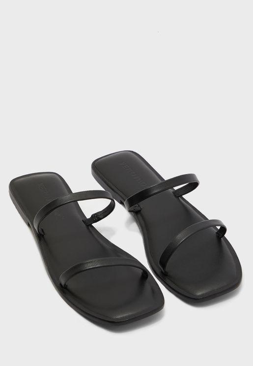 Dea Low Heel Sandal