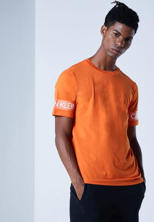 Sleeve Logo T-Shirt