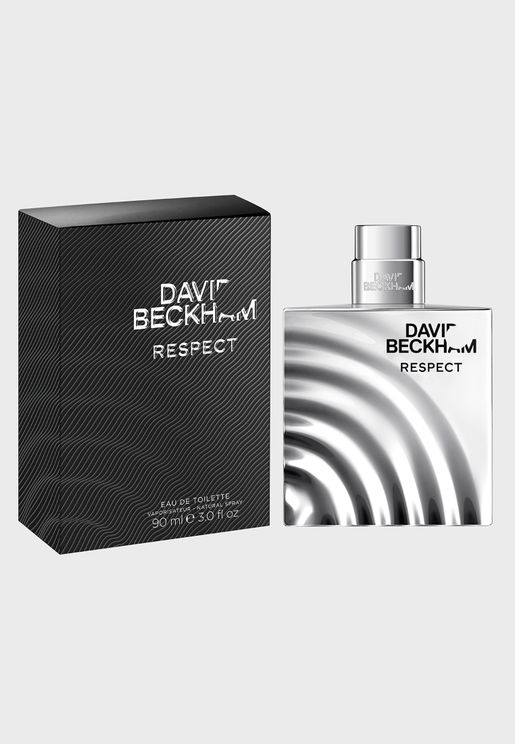 David Beckham, Respect, Eau de Toilette for him, 90 ml