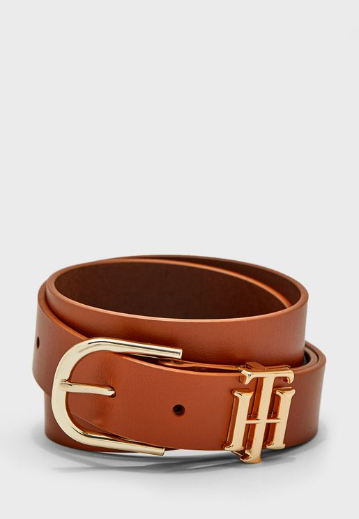 Lux Logo Belt