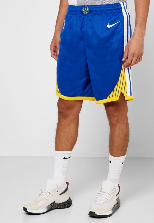 Golden State Warriors Swingman Shorts