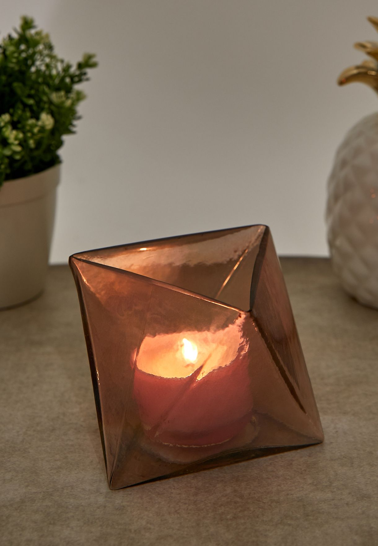 Small Rambia Candle Holder