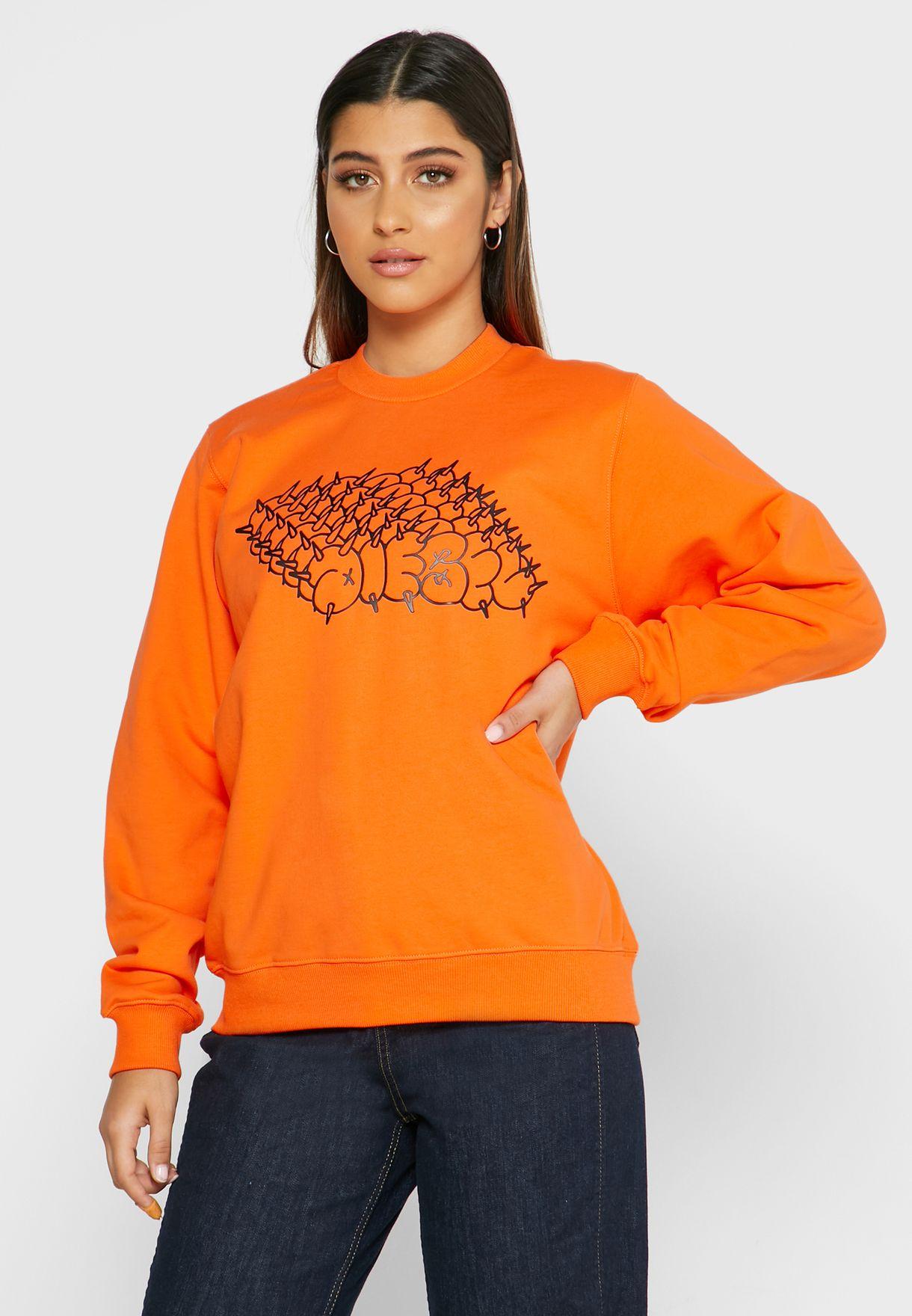 Graphic Logo Sweatshirt