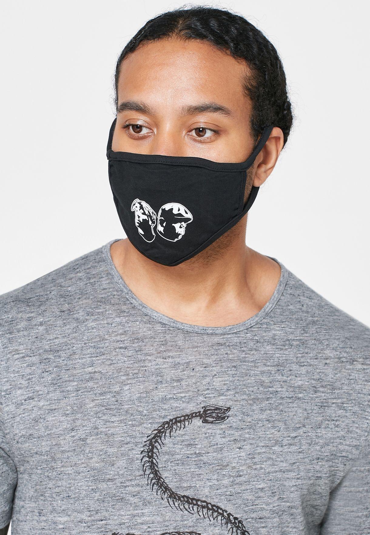 Legends Face Mask