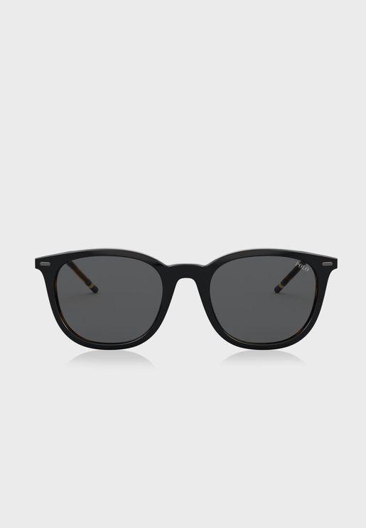 نظارة شمسية مربعة 0PH4164