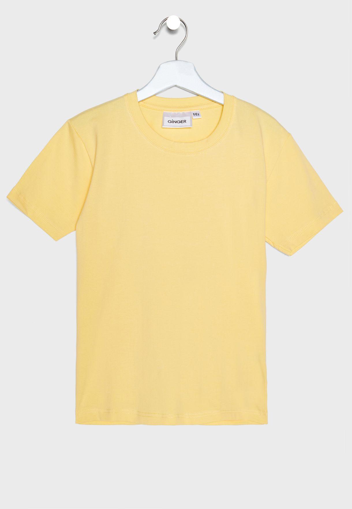 Kids 3 Pack Essential T-Shirt