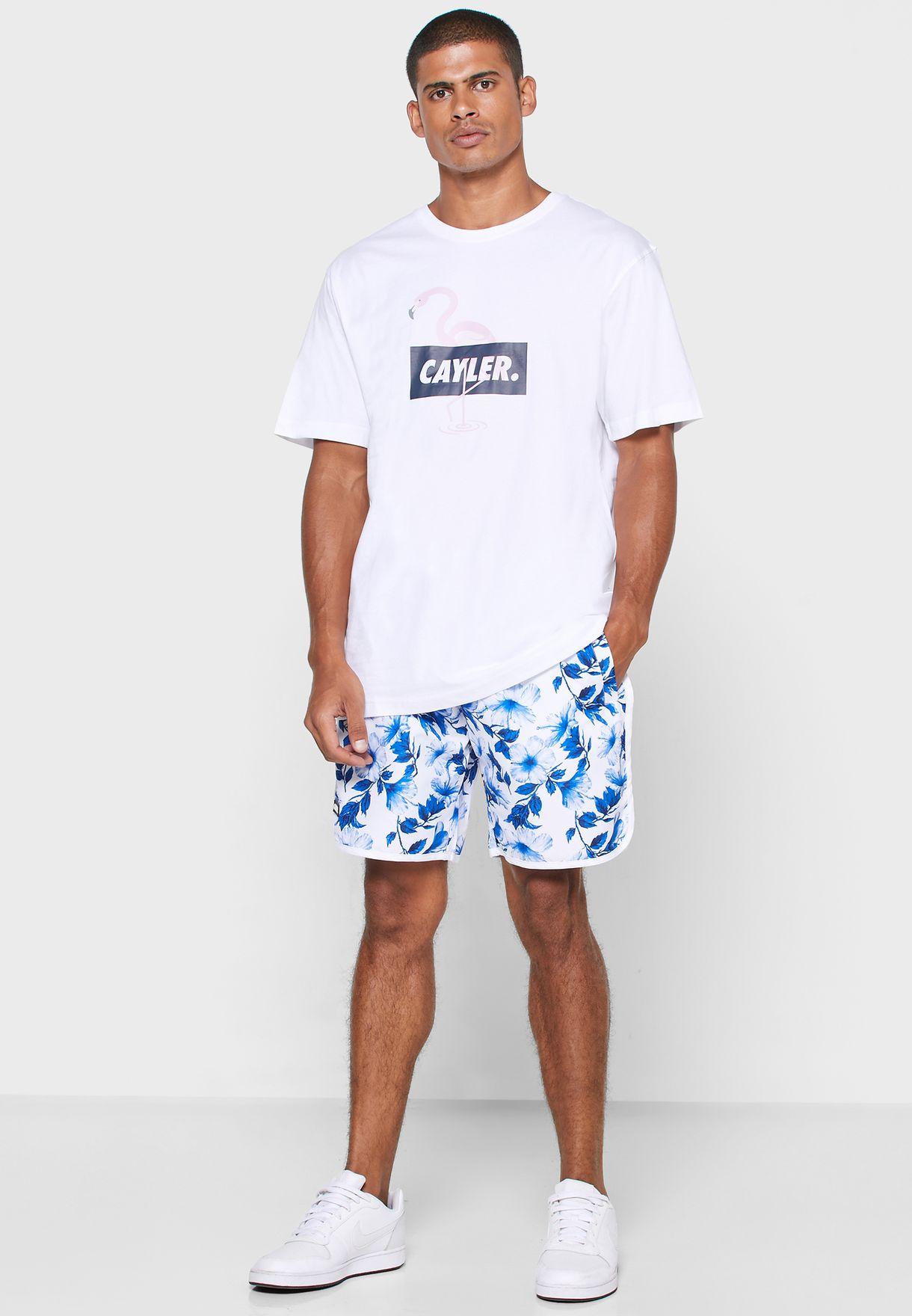 Trop Cher Micro Fiber Shorts