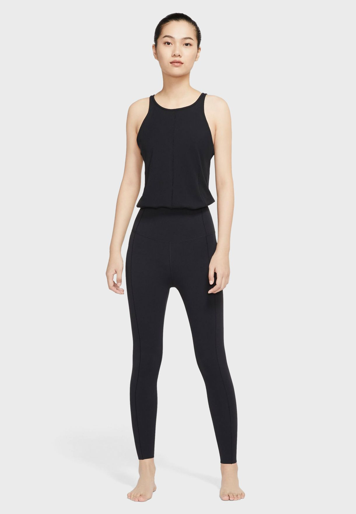 Yoga Statement Jumpsuit