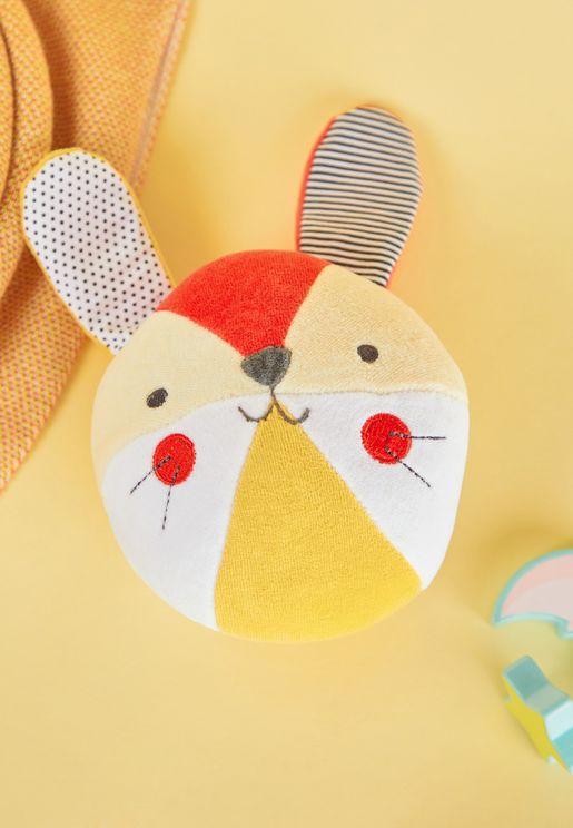 Baby Chime Ball Bunny