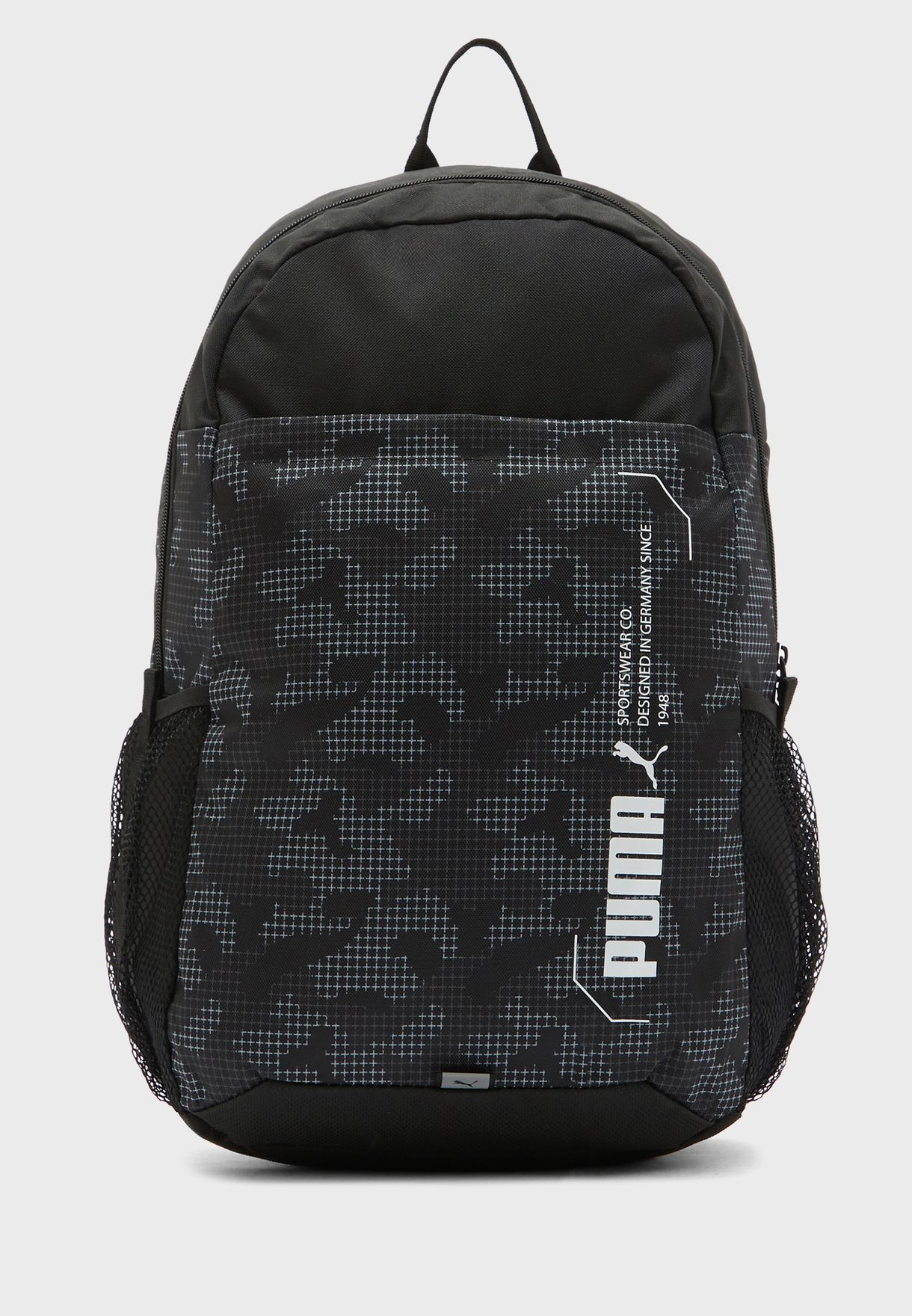 Style Graphic Backpack