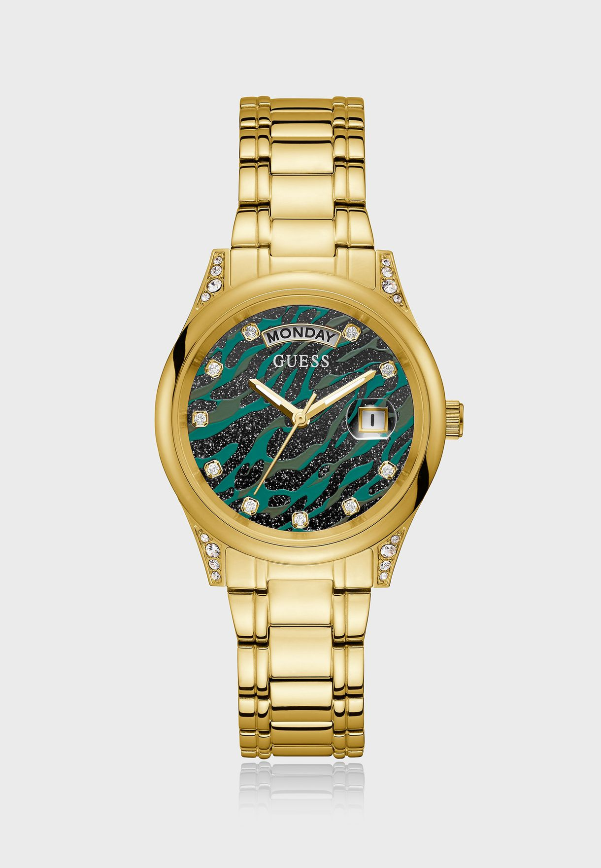 Aura Analog Watch
