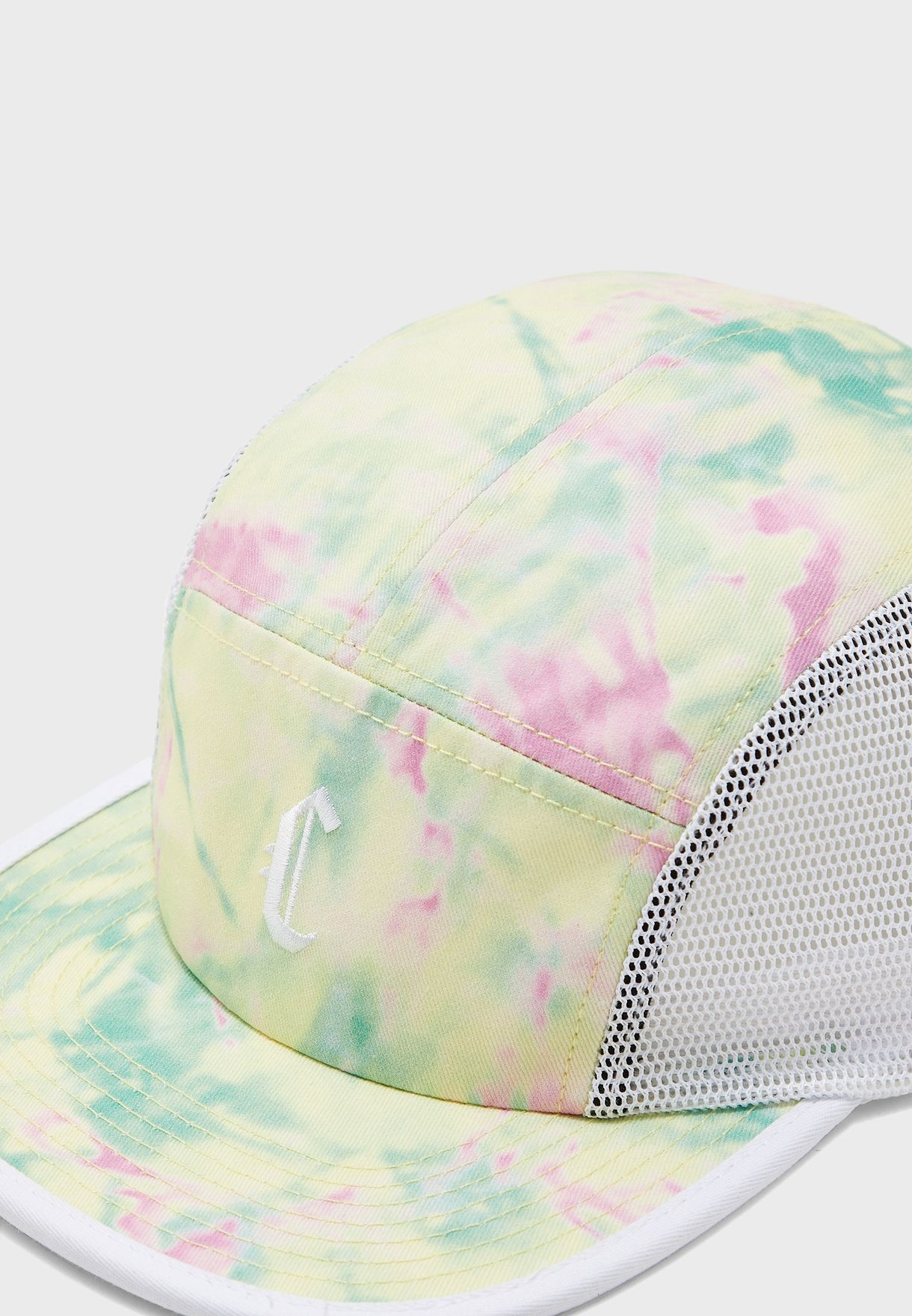 Meaning Of Life Tie Dye Camp Cap