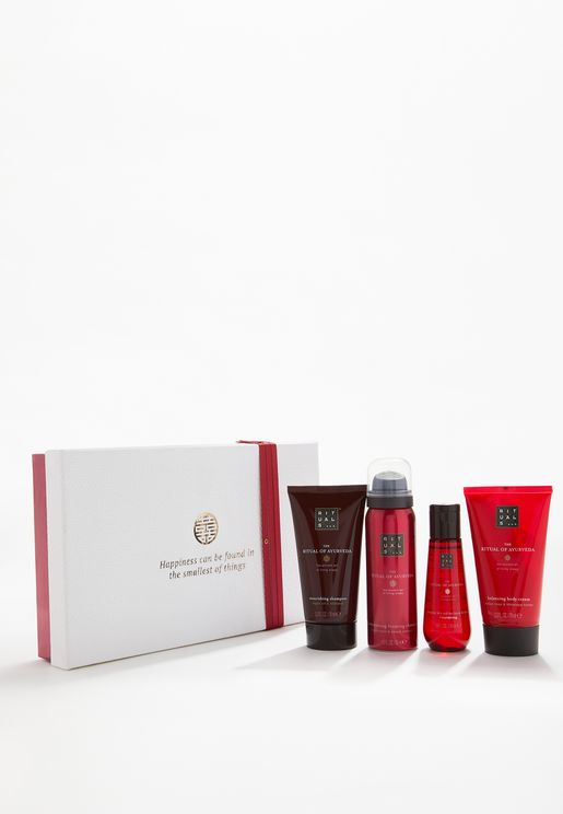 Ayurveda Rebalancing Treat Gift Set