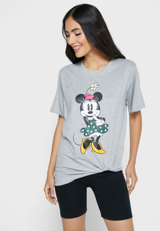 Minnie Mouse Oversized T-Shirt