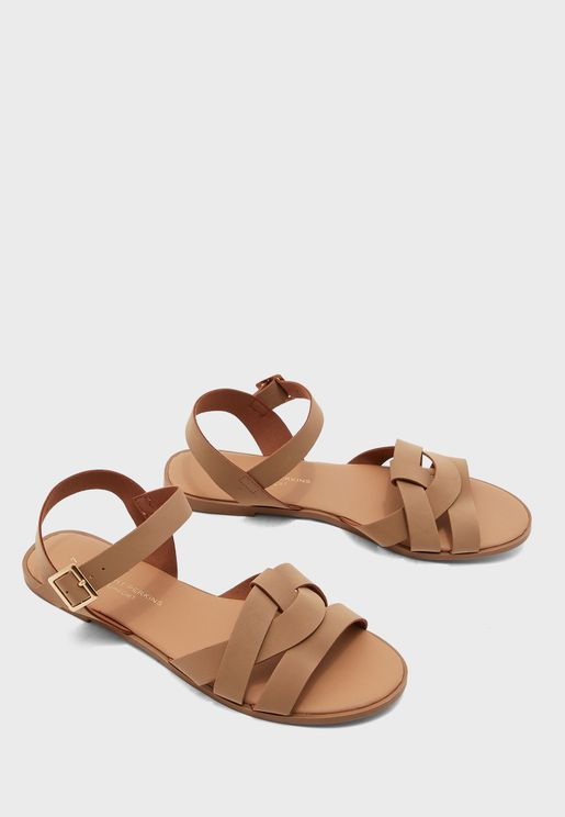 Comfort Fly Two Part Sandal