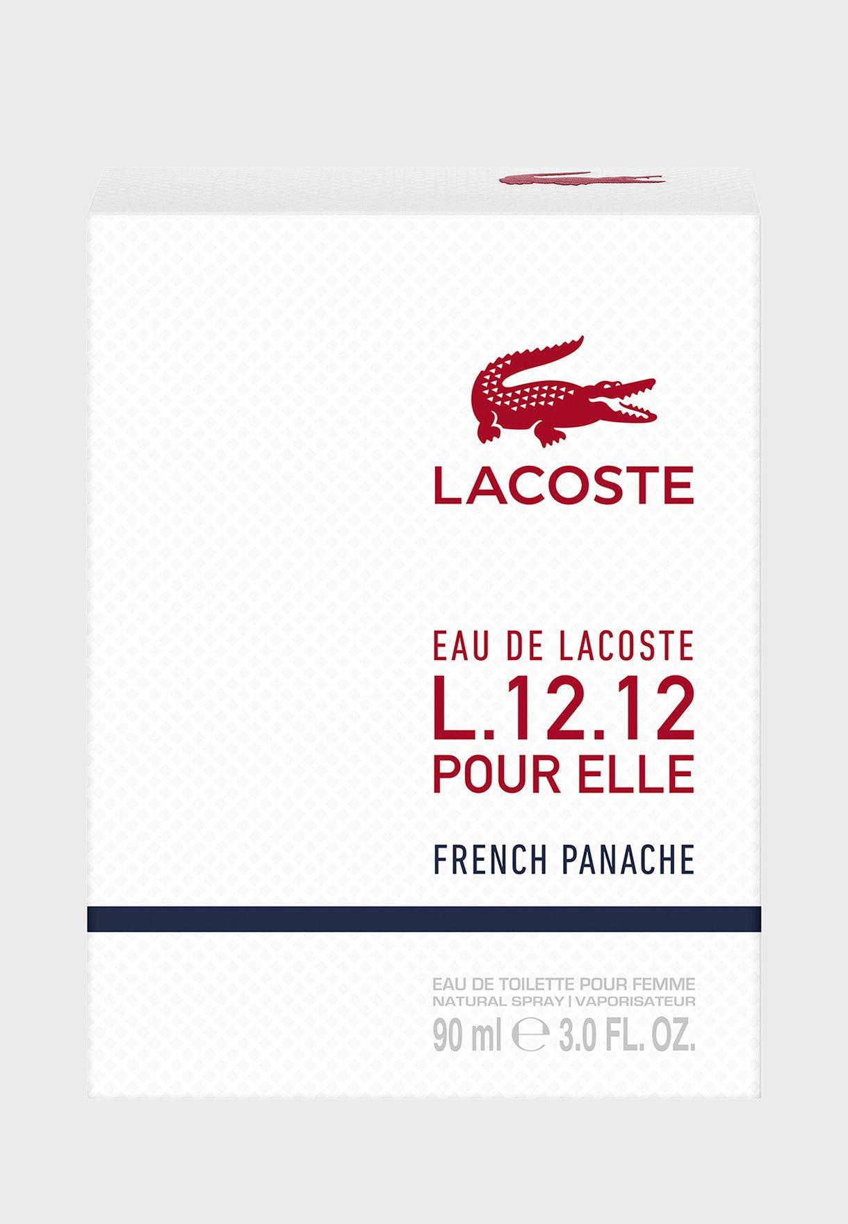 عطر ل.۱٢.۱٢ فرنش بناش للرجال أو دو تواليت 100مل