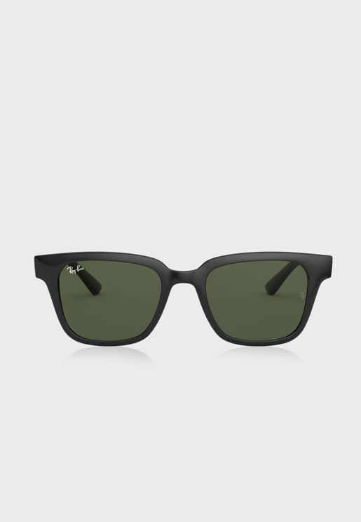 0RB4323 Wayfarer Sunglasses