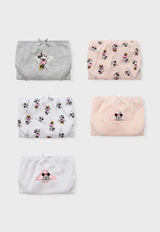 Kids Essential Panties