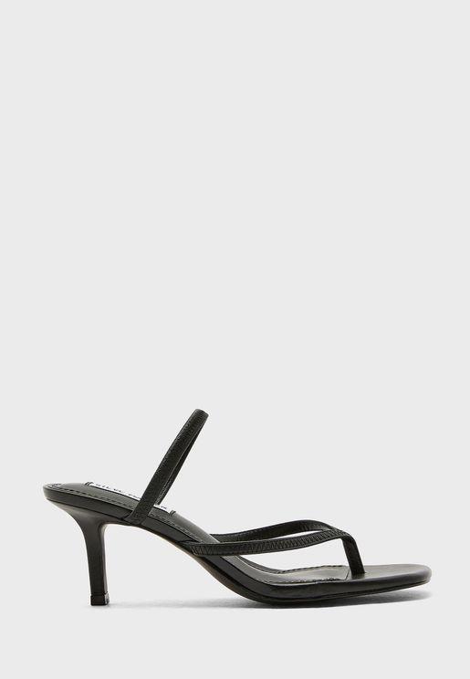 Lenden Low Heel Sandal