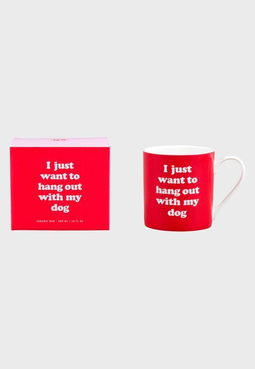 Slogan Ceramic Mug