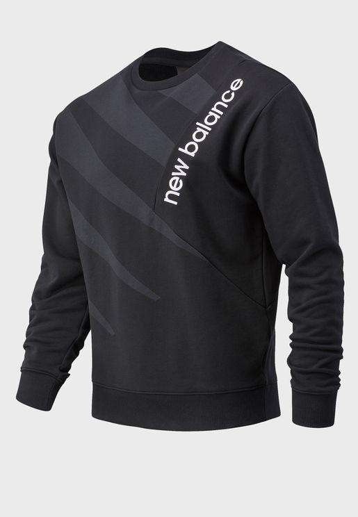Athletics Village Fleece Sweatshirt