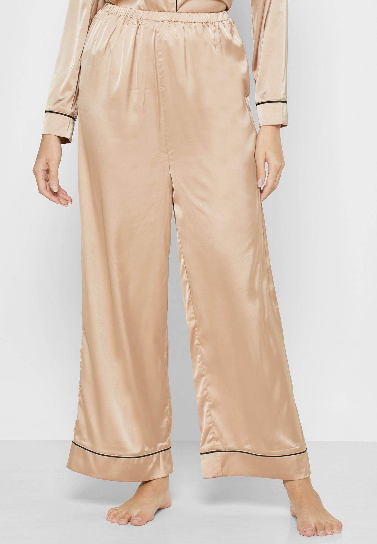 Shirt Pyjama Set