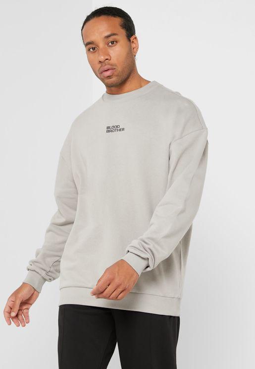 Wall Classic Sweatshirt