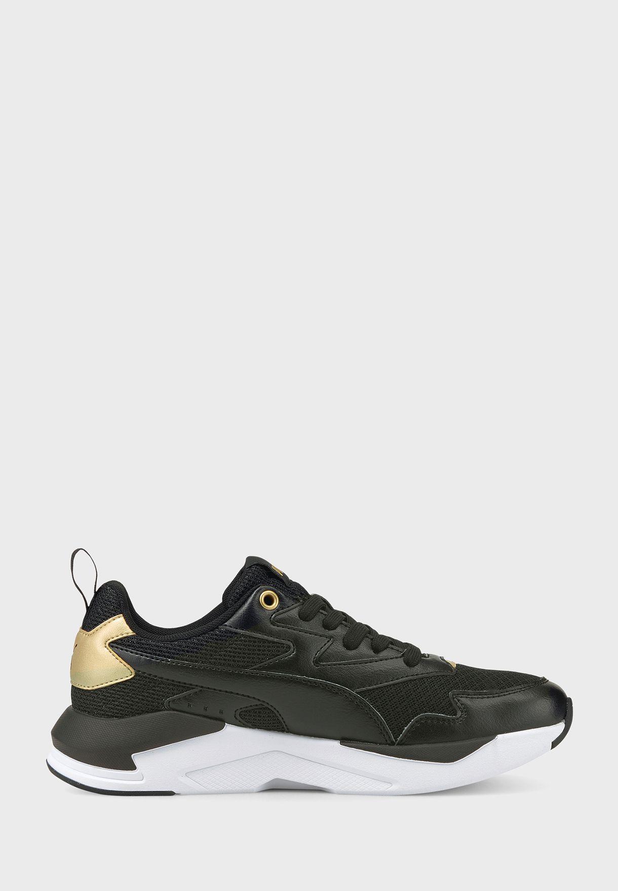 حذاء اكس- راي لايت ميتاليك بوب