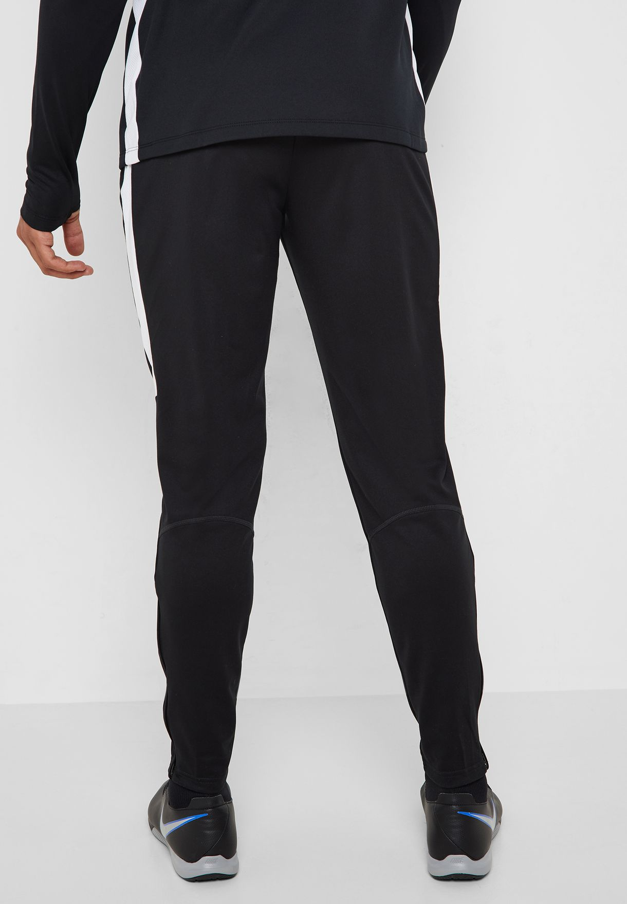 339ec4b20410 Shop Nike black Dri-FIT Academy Sweatpants AJ9729-010 for Men in ...
