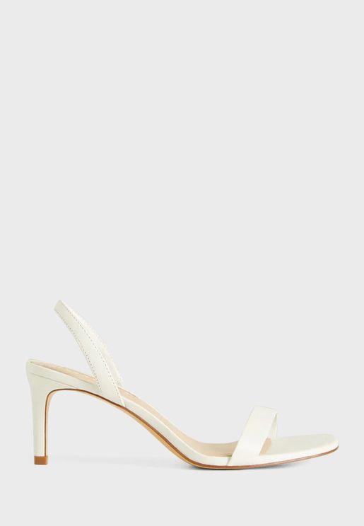 Cora Ankle Strap Sandal