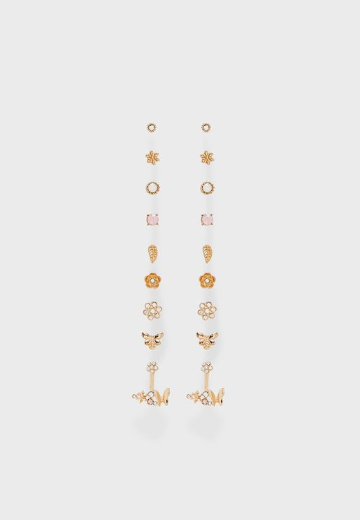Multipack Excelsa Earrings