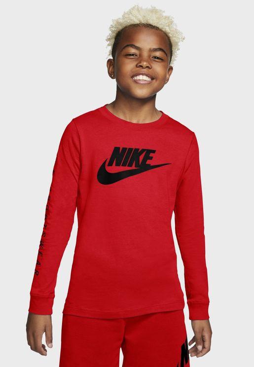 Youth NSW Futura T-Shirt