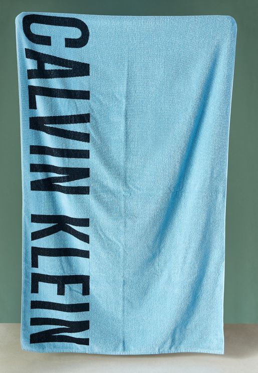 Large Logo Towel