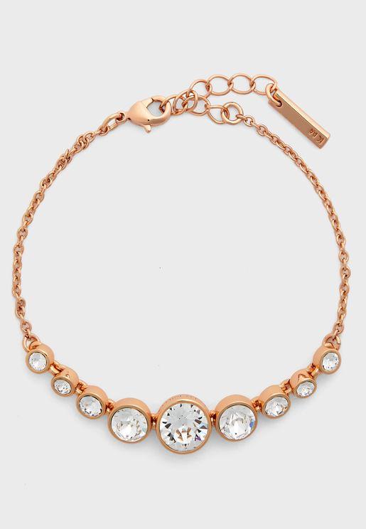 Crystal Flow Bracelet