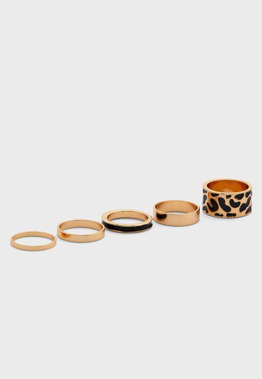 Wirewia Rings Set