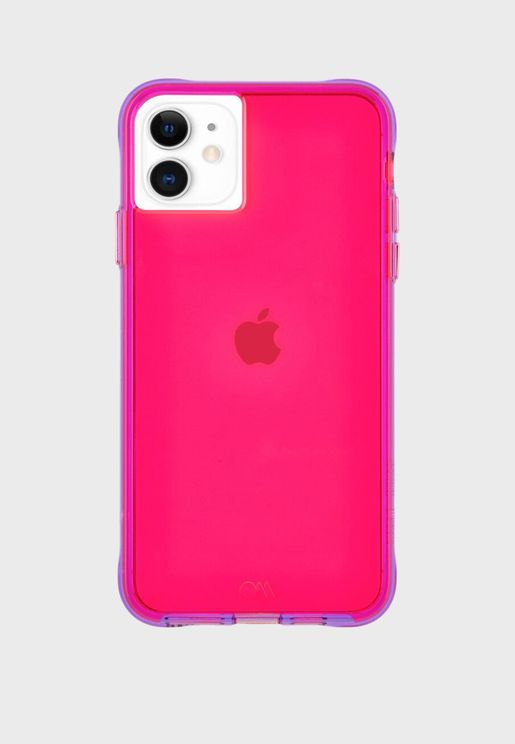 Tough Transparent iPhone 11/11 Pro/11 Pro Max Case