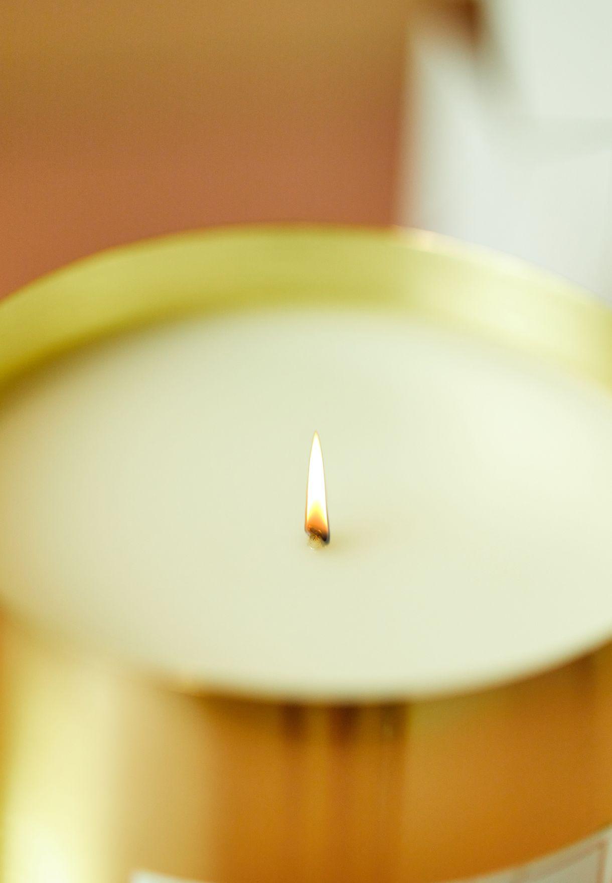 شمعة عطرية جولد تريجر