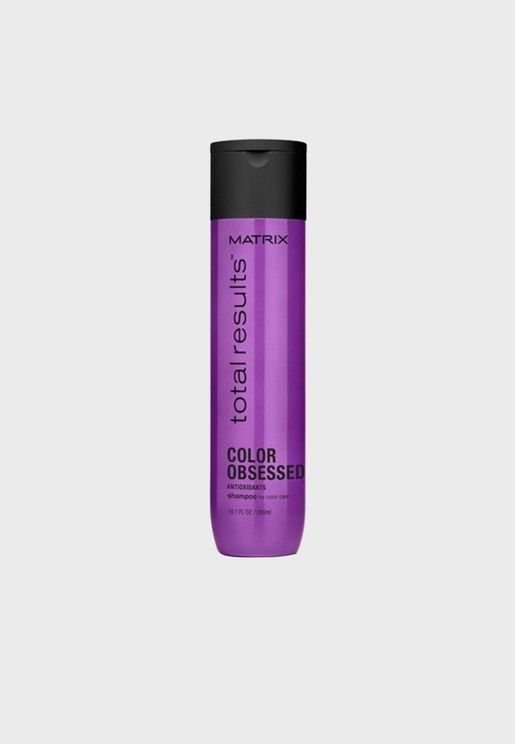 Color Obsessed Shampoo 300 ml For Colored Hair