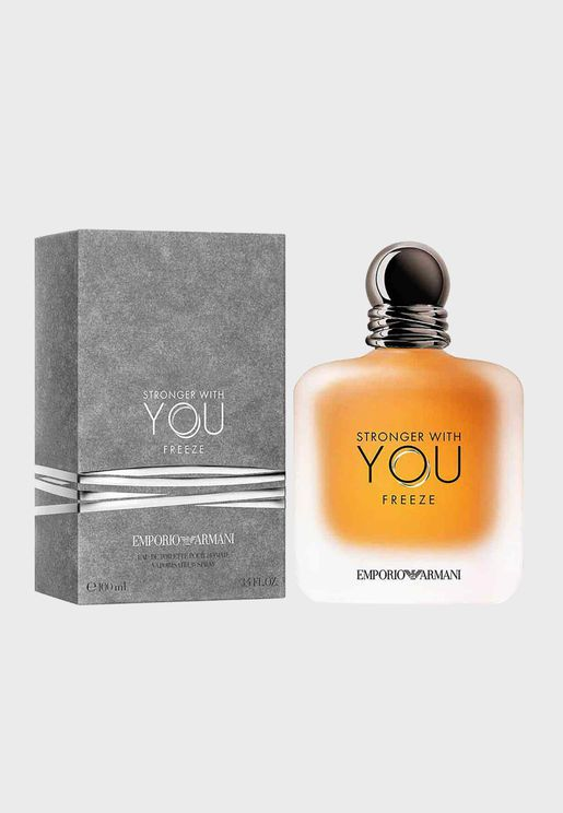 Stronger With You Fresh Eeu De Toilette 100Ml
