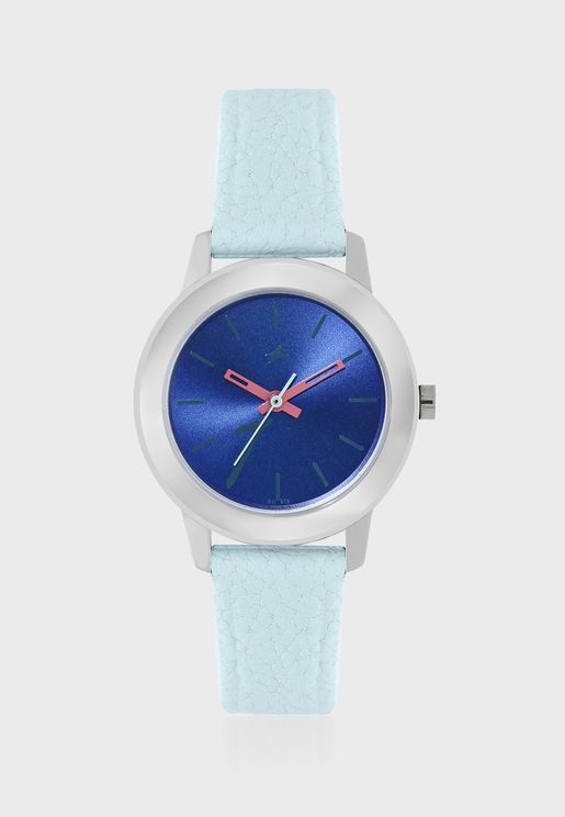 Fastrack Tropical Waters Analog Watch