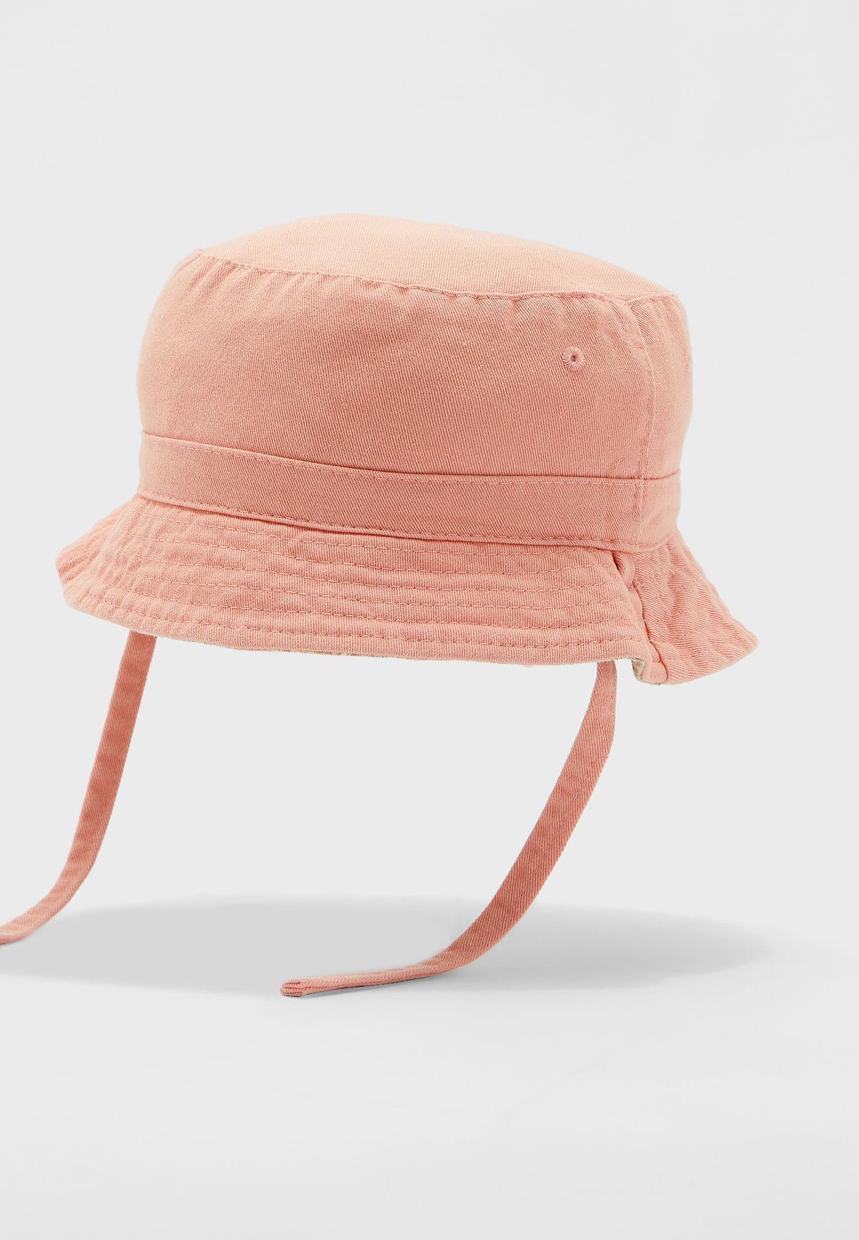 Kids Reversible Bucket Hat