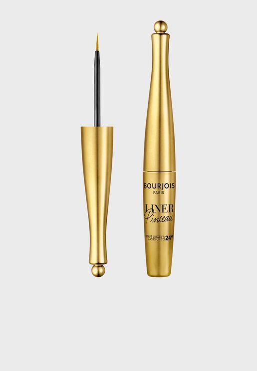Liner Pinceau Liquid Eyeliner 07 Or Déco