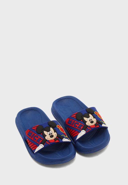 Kids Mickey Mouse Slide