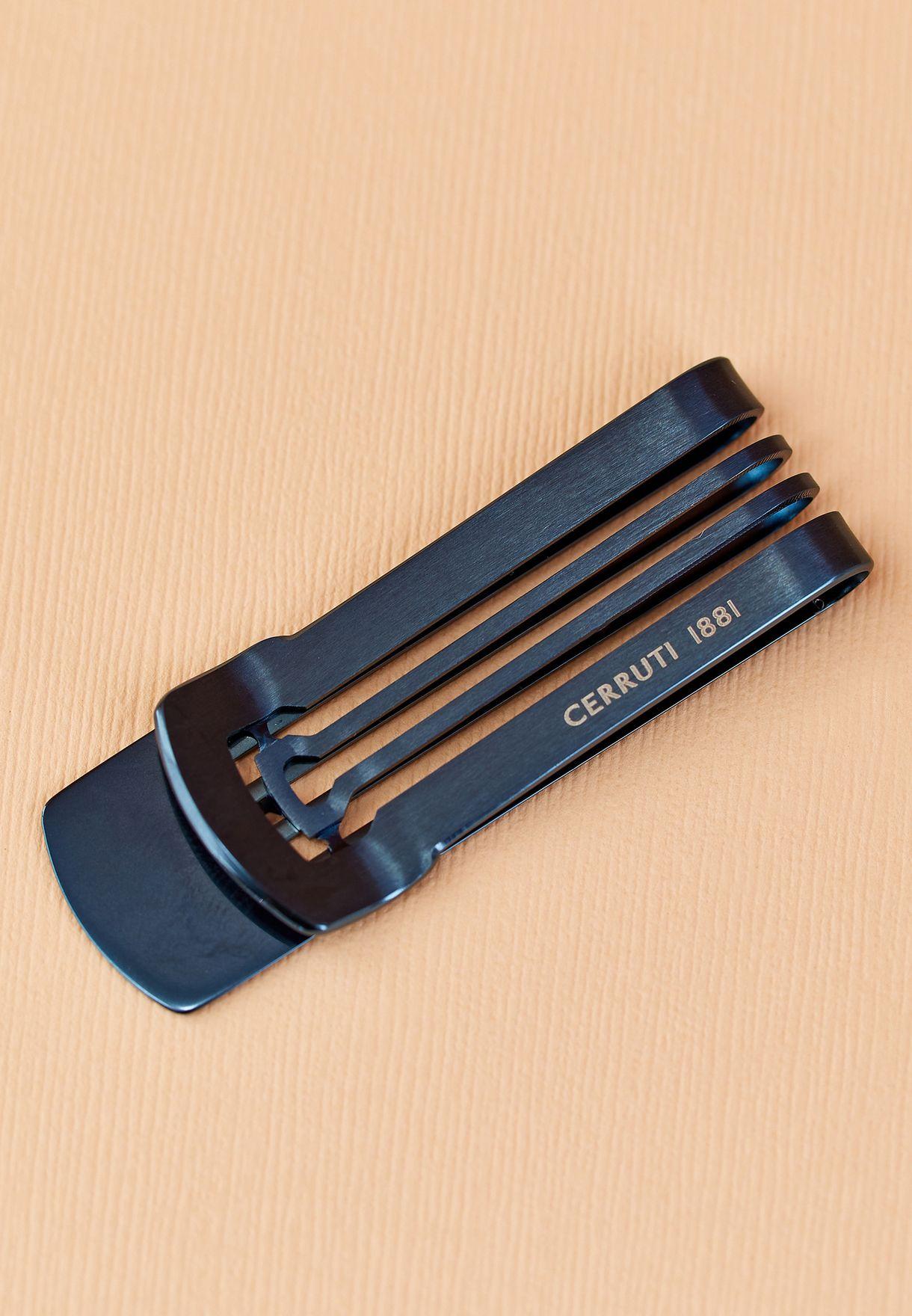 C CRJ M001SBL Cardholder Clip