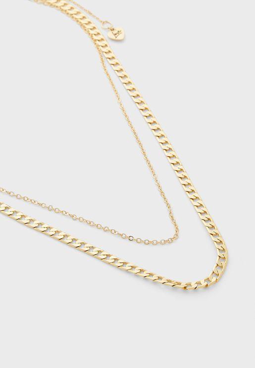 Anida Layered Necklace